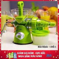 Máy ép hoa quả bằng tay Máy ép rau củ bằng tay Máy ép trái cây bằng tay  GDHOAC116