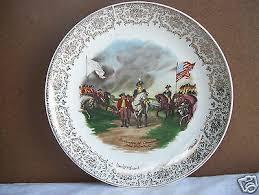 patriotic collectors 8 25 plate