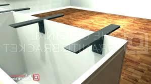 floating countertop bracket brackets wood bathroom support floating countertop bracket granite support brackets