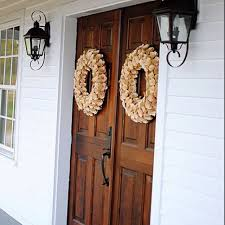 double front door colonial. Colonial Double Front Doors; These Are Just Like Ours And We  Refinished Them. In Love Again. Door Colonial B