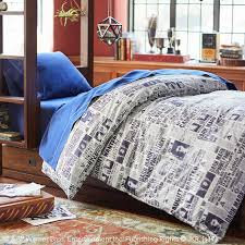 harry potter daily duvet cover sham
