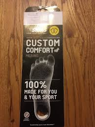 Sidas Custom Comfort Merino Fashion Clothing Shoes