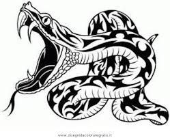 Disegno Tatuaggi Misti Da Colorare