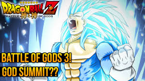 dragon ball z battle of gods. Delighful Ball DragonBall Z Battle Of Gods 3 God Summit Rumors W UnrealEntGaming And  FatalBrotherhood To Dragon Ball Z Of