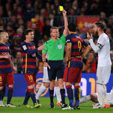 What can Barcelona & Real Madrid expect from El Clasico 2017 referee  Hernandez Hernandez? - Barca Blaugranes