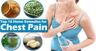 chest congestion pain relief