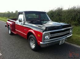 Pickup chevy c10 pickup truck : CHEVROLET C10 PICKUP TRUCK CUSTOM 1972