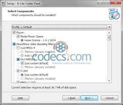 It will satisfy the needs of any user the plays common. K Lite Codec Pack 16 2 4 Free Download