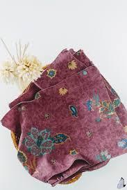 easy diy reusable napkins unpaper towels and handkerchiefs