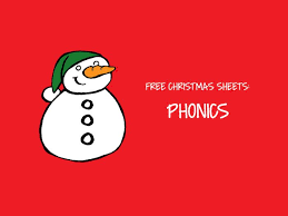 There are 80 pages of free phonics worksheets in total which can be done daily, weekly, or at any rate that suits the curriculum it's being used with. Free Christmas Sheets Phonics Teaching Resources