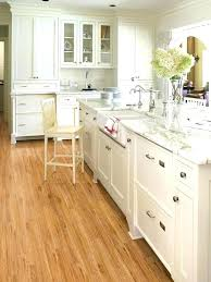 hardwood floor and kitchen cabinet combinations white kitchen cabinets with oak floor kitchens with white cabinets