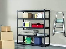 costco storage rack image of overhead storage and rack