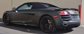 anywhere you go today exotic cars are sporting luxurious matte finishes thanks to the advancements in matte lamination and premium vinyl s