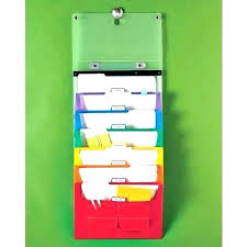 Wall Hanging File Folders