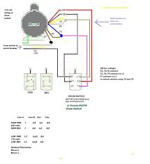 dayton reversing drum switch wiring diagram electric motor the within doerr to gear