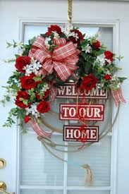 valentine wreaths for your front doorDiy Valentines Wreaths For Your Front Door Gallery  French Door