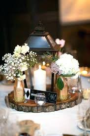 rustic centerpieces for wedding table wedding rustic wedding centerpieces for round tables