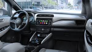 2018 nissan leaf images.  2018 2018 nisan leaf interior dash and technology inside nissan leaf images