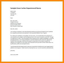 Resume Cover Letter Nursing Student Resume Cover Letter For