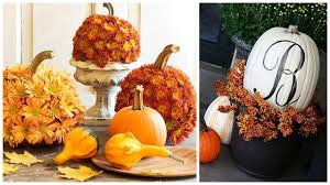 fall office decorations. Flower Pumpkin Inspired By: Better Homes And Gardens Monogrammed Lauren Conrad Fall Office Decorations A