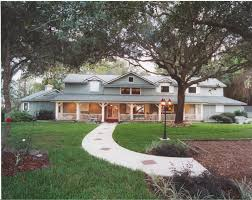 ... Excellent Exterior Design Using Ranch Style Home : Foxy Ranch Style  Home Decoration With Grass Front ...