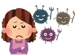 「感染症と対策」の画像検索結果