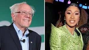 B W Gooseneck Hitch Application Chart Cardi B Says She Still Backs Sanders For President Despite