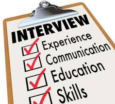 Job Interview Types Your Esp Coach English For Specific Purposes Types Of Job