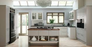 Stunning new kitchen from Mereway offers on-trend earthy tones