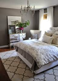 Tranquil Bedroom Decor Master Bedroom Paint Color Ideas Day 1 Gray Floral  Bedding Wall (696 X 967px)