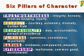 miss jacobson s music six pillars of character