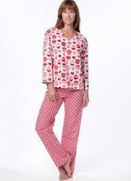 Pajama Patterns Stunning Family Sleepwear Butterick Patterns