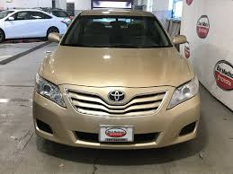 2010 Used Toyota Camry 4dr Sedan I4 Automatic LE at East Madison ...
