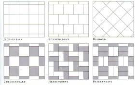 Floor Tile Layout Patterns - Carpet Flooring Ideas
