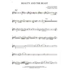 beauty and the beast sheet music beauty and the beast medley for violin and piano arranged by