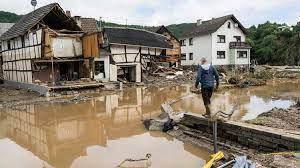 ارتفاع حصيلة ضحايا فيضانات ألمانيا - صحيفة الاتحاد