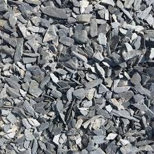 blue slate chippings 20mm 20kg