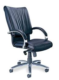 presidential office chair. Mayline Mercado President Office Chair In Black Presidential Office Chair