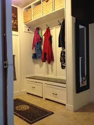 entryway systems furniture. ana white a twist on modular family entryway mudroom system pullout rolling bench cart diy projects systems furniture y