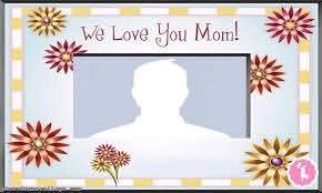 we love you mom photo mone photo