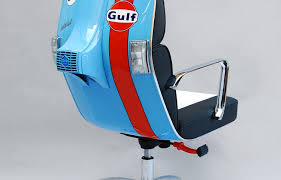 cool chairs. Brilliant Cool These Amazing Seats Are The Latest Creation To Come Out Of Spanish Design  House Bel U0026 U2013 Yep They Funky Officestyle Chairs Made Old Vespas And Cool Chairs A
