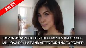 Ex porn star who married 70 year old millionaire fears he could.