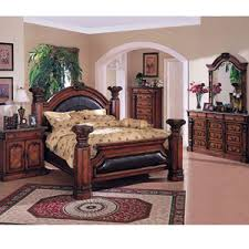 Beautiful Roman Empire Bedroom Set 9421/26/31 (A)