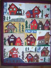 Paper Pieced Quilts - Quilting Gallery & Christmas Village Adamdwight.com