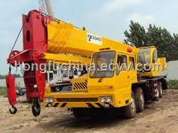 65 Tons Tadano Truck Cranes Gt 650e From China