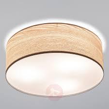 Paulmann Liska Deckenlampe Holz In Hellem Cxdebro