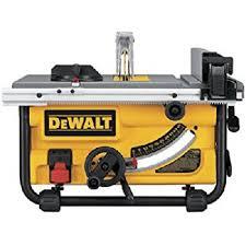 table jigsaw tool. dewalt dwe7480 10-inch compact job site table saw with site-pro modular guarding jigsaw tool h