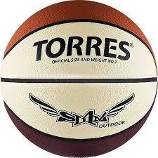 <b>Мяч баскетбольный</b> Torres Slam купить в Москве — интернет ...