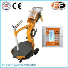 china electrostatic powder coating spray equipment for quick color change china powder coating equipment powder coating