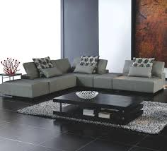 affordable contemporary sectionals  all contemporary design